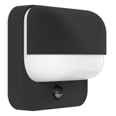 Eglo TRABADA 94853 светильник уличныйНастенные<br>Обеспечение качественного уличного освещения – важная задача для владельцев коттеджей. Компания «Светодом» предлагает современные светильники, которые порадуют Вас отличным исполнением. В нашем каталоге представлена продукция известных производителей, пользующихся популярностью благодаря высокому качеству выпускаемых товаров.   Уличный светильник Eglo 94853 не просто обеспечит качественное освещение, но и станет украшением Вашего участка. Модель выполнена из современных материалов и имеет влагозащитный корпус, благодаря которому ей не страшны осадки.   Купить уличный светильник Eglo 94853, представленный в нашем каталоге, можно с помощью онлайн-формы для заказа. Чтобы задать имеющиеся вопросы, звоните нам по указанным телефонам.<br><br>Тип лампы: Накаливания / энергосбережения / светодиодная<br>Тип цоколя: E27<br>MAX мощность ламп, Вт: 40<br>Длина, мм: 160<br>Расстояние от стены, мм: 115<br>Высота, мм: 190<br>Оттенок (цвет): белый<br>Цвет арматуры: черный<br>Общая мощность, Вт: 2