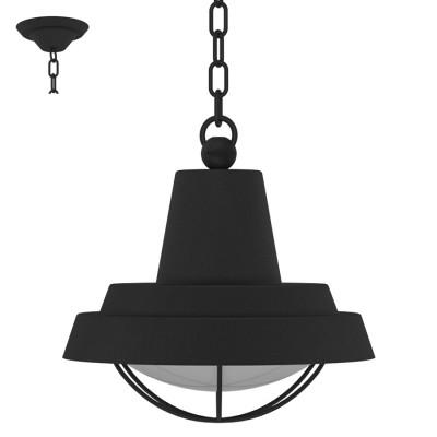Eglo COLINDRES 1 94861 светильник уличныйПодвесные<br>Обеспечение качественного уличного освещения – важная задача для владельцев коттеджей. Компания «Светодом» предлагает современные светильники, которые порадуют Вас отличным исполнением. В нашем каталоге представлена продукция известных производителей, пользующихся популярностью благодаря высокому качеству выпускаемых товаров.   Уличный светильник Eglo 94861 не просто обеспечит качественное освещение, но и станет украшением Вашего участка. Модель выполнена из современных материалов и имеет влагозащитный корпус, благодаря которому ей не страшны осадки.   Купить уличный светильник Eglo 94861, представленный в нашем каталоге, можно с помощью онлайн-формы для заказа. Чтобы задать имеющиеся вопросы, звоните нам по указанным телефонам.<br><br>Тип лампы: Накаливания / энергосбережения / светодиодная<br>Тип цоколя: E27<br>Цвет арматуры: черный<br>Диаметр, мм мм: 215<br>Высота, мм: 1270<br>Оттенок (цвет): белый<br>MAX мощность ламп, Вт: 60<br>Общая мощность, Вт: 2
