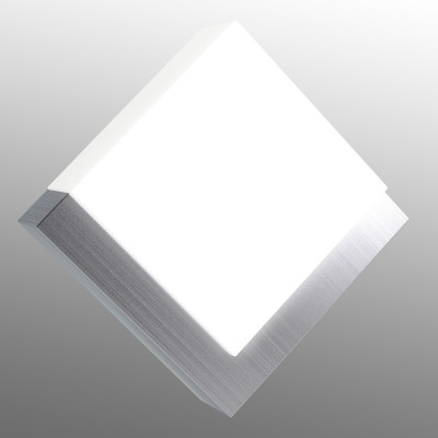 Eglo INFESTO 1 94877 светильник уличныйНастенные<br>Обеспечение качественного уличного освещения – важная задача для владельцев коттеджей. Компания «Светодом» предлагает современные светильники, которые порадуют Вас отличным исполнением. В нашем каталоге представлена продукция известных производителей, пользующихся популярностью благодаря высокому качеству выпускаемых товаров.   Уличный светильник Eglo 94877 не просто обеспечит качественное освещение, но и станет украшением Вашего участка. Модель выполнена из современных материалов и имеет влагозащитный корпус, благодаря которому ей не страшны осадки.   Купить уличный светильник Eglo 94877, представленный в нашем каталоге, можно с помощью онлайн-формы для заказа. Чтобы задать имеющиеся вопросы, звоните нам по указанным телефонам.<br><br>Цветовая t, К: 3000 (теплый белый)<br>Тип лампы: LED<br>Тип цоколя: LED<br>MAX мощность ламп, Вт: 8,2<br>Длина, мм: 250<br>Расстояние от стены, мм: 70<br>Высота, мм: 250<br>Оттенок (цвет): белый<br>Цвет арматуры: серебристый<br>Общая мощность, Вт: 2