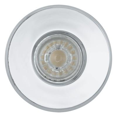 Eglo IGOA 94978 Светильник для ванной комнатыКруглые LED<br>Комплект Светодиодный встраив. светильников IGOA, 3x3,3W (GU10), ?85, IP44, литой металл, хром применяется преимущественно в домашнем освещении с использованием стандартных выключателей и переключателей для сетей 220V.<br><br>Тип лампы: LED - светодиодная<br>Тип цоколя: GU10<br>Количество ламп: 3<br>MAX мощность ламп, Вт: 3<br>Диаметр, мм мм: 85<br>Цвет арматуры: серебристый хром