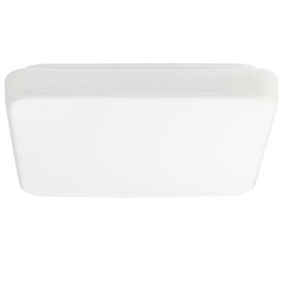 Eglo LED GIRON 95004 Светильник для ванной комнатыДля ванной<br>Светодиодный настенно-потол. светильник д/ванной LED GIRON, 16W (LED), 280х280, IP44, сталь, белый/пластик, белый применяется преимущественно в домашнем освещении с использованием стандартных выключателей и переключателей для сетей 220V.<br><br>Цветовая t, К: 3000<br>Тип лампы: LED - светодиодная<br>Тип цоколя: LED<br>Цвет арматуры: белый<br>Количество ламп: 1<br>Ширина, мм: 280<br>Глубина, мм: 70<br>Длина, мм: 280<br>MAX мощность ламп, Вт: 16