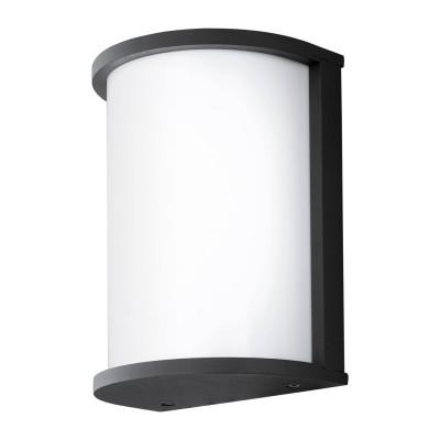 Eglo DESELLA 95099 Уличный светодиодный настенный светильникНастенные<br>Обеспечение качественного уличного освещения – важная задача для владельцев коттеджей. Компания «Светодом» предлагает современные светильники, которые порадуют Вас отличным исполнением. В нашем каталоге представлена продукция известных производителей, пользующихся популярностью благодаря высокому качеству выпускаемых товаров.   Уличный светильник Eglo 95099 не просто обеспечит качественное освещение, но и станет украшением Вашего участка. Модель выполнена из современных материалов и имеет влагозащитный корпус, благодаря которому ей не страшны осадки.   Купить уличный светильник Eglo 95099, представленный в нашем каталоге, можно с помощью онлайн-формы для заказа. Чтобы задать имеющиеся вопросы, звоните нам по указанным телефонам.<br><br>Цветовая t, К: 3000<br>Тип цоколя: LED - светодиодная<br>Цвет арматуры: антрацит<br>Глубина, мм: 115<br>Длина, мм: 170<br>Высота, мм: 215<br>MAX мощность ламп, Вт: 10W