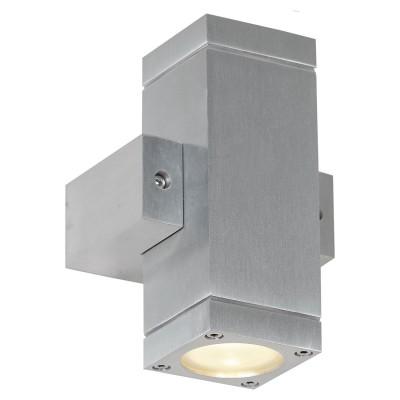 Светильник настенный бра Lussole LSQ-9511-02 VACRIБра хай тек стиля<br>Настенно-потолочные светильники подходят как для установки на стены, так и для установки на потолок. Для установки настенно-потолочные светильники на натяжные потолки необходимо