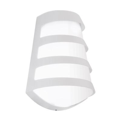 Eglo PASAIA 95111 Уличный светодиодный настенный светильникНастенные<br>Обеспечение качественного уличного освещения – важная задача для владельцев коттеджей. Компания «Светодом» предлагает современные светильники, которые порадуют Вас отличным исполнением. В нашем каталоге представлена продукция известных производителей, пользующихся популярностью благодаря высокому качеству выпускаемых товаров.   Уличный светильник Eglo 95111 не просто обеспечит качественное освещение, но и станет украшением Вашего участка. Модель выполнена из современных материалов и имеет влагозащитный корпус, благодаря которому ей не страшны осадки.   Купить уличный светильник Eglo 95111, представленный в нашем каталоге, можно с помощью онлайн-формы для заказа. Чтобы задать имеющиеся вопросы, звоните нам по указанным телефонам.<br><br>Цветовая t, К: 3000<br>Тип цоколя: LED - светодиодная<br>MAX мощность ламп, Вт: 4,5W<br>Глубина, мм: 130<br>Длина, мм: 195<br>Высота, мм: 280<br>Цвет арматуры: белый