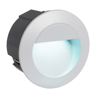 Eglo ZIMBA-LED 95233 светильник уличныйВстраиваемые<br>Обеспечение качественного уличного освещения – важная задача для владельцев коттеджей. Компания «Светодом» предлагает современные светильники, которые порадуют Вас отличным исполнением. В нашем каталоге представлена продукция известных производителей, пользующихся популярностью благодаря высокому качеству выпускаемых товаров.   Уличный светильник Eglo 95233 не просто обеспечит качественное освещение, но и станет украшением Вашего участка. Модель выполнена из современных материалов и имеет влагозащитный корпус, благодаря которому ей не страшны осадки.   Купить уличный светильник Eglo 95233, представленный в нашем каталоге, можно с помощью онлайн-формы для заказа. Чтобы задать имеющиеся вопросы, звоните нам по указанным телефонам.<br><br>Цветовая t, К: 4000 (белый)<br>Тип лампы: LED<br>Тип цоколя: LED-MODUL<br>MAX мощность ламп, Вт: 2,5<br>Диаметр, мм мм: 125<br>Диаметр врезного отверстия, мм: 117<br>Высота, мм: 5<br>Цвет арматуры: серебристый<br>Общая мощность, Вт: 29