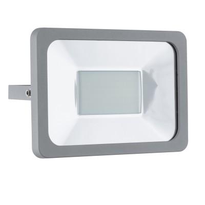 Eglo FAEDO 1 95406 светильник уличныйСветодиодные прожекторы<br>Обеспечение качественного уличного освещения – важная задача для владельцев коттеджей. Компания «Светодом» предлагает современные светильники, которые порадуют Вас отличным исполнением. В нашем каталоге представлена продукция известных производителей, пользующихся популярностью благодаря высокому качеству выпускаемых товаров.   Уличный светильник Eglo 95406 не просто обеспечит качественное освещение, но и станет украшением Вашего участка. Модель выполнена из современных материалов и имеет влагозащитный корпус, благодаря которому ей не страшны осадки.   Купить уличный светильник Eglo 95406, представленный в нашем каталоге, можно с помощью онлайн-формы для заказа. Чтобы задать имеющиеся вопросы, звоните нам по указанным телефонам.<br><br>Цветовая t, К: 6500 (холодный белый)<br>Тип лампы: LED<br>Тип цоколя: LED<br>Цвет арматуры: серебристый<br>Длина, мм: 245<br>Расстояние от стены, мм: 50<br>Высота, мм: 175<br>Оттенок (цвет): прозрачный<br>MAX мощность ламп, Вт: 50<br>Общая мощность, Вт: 2