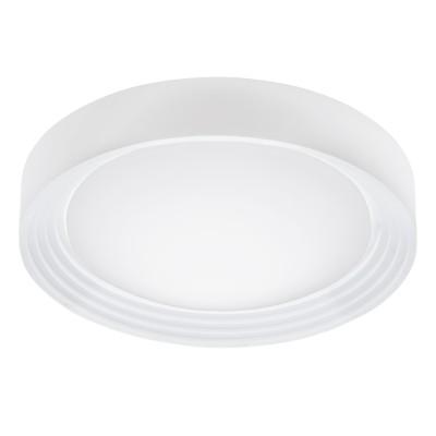 Eglo ONTANEDA 1 95693 Светильник для ванной комнатыДля ванной<br>Светодиодный настенно-потолочный светильник ONTANEDA 1, 11W(LED), ?325, IP44, пластик, белый/пластик, белый применяется преимущественно в домашнем освещении с использованием стандартных выключателей и переключателей для сетей 220V.<br><br>Цветовая t, К: 3000<br>Тип лампы: LED - светодиодная<br>Тип цоколя: LED<br>Цвет арматуры: белый<br>Количество ламп: 1<br>Диаметр, мм мм: 325<br>Глубина, мм: 75<br>MAX мощность ламп, Вт: 11