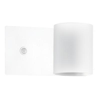 Eglo PACAO 95783 Настенно-потолочный светильникДекоративные<br>Светодиодное бра PACAO с сенсор. димм., 1х5W(LED), L180, H100, сталь, алюминий, белый/сатин. стекло, белый применяется преимущественно в домашнем освещении с использованием стандартных выключателей и переключателей для сетей 220V.<br><br>S освещ. до, м2: 2<br>Цветовая t, К: 3000<br>Тип лампы: LED - светодиодная<br>Тип цоколя: LED<br>Количество ламп: 1<br>MAX мощность ламп, Вт: 5<br>Глубина, мм: 115<br>Длина, мм: 180<br>Высота, мм: 100<br>Цвет арматуры: белый