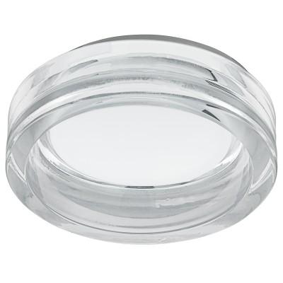 Eglo PINEDA 1 95922 Встраиваемый светильникКруглые<br>Светодиодный встраиваемый светильник PINEDA 1, 1х6W(LED), ?97, IP44, сталь, пластик, бел./пластик, прозрач. применяется преимущественно в домашнем освещении с использованием стандартных выключателей и переключателей для сетей 220V.<br><br>Цветовая t, К: 3000<br>Тип лампы: LED - светодиодная<br>Тип цоколя: LED<br>Количество ламп: 1<br>MAX мощность ламп, Вт: 6<br>Диаметр, мм мм: 97<br>Высота, мм: 30<br>Цвет арматуры: белый