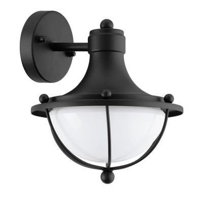 Eglo MONASTERIO 95976 Уличный светильник настенныйНастенные<br>Обеспечение качественного уличного освещения – важная задача для владельцев коттеджей. Компания «Светодом» предлагает современные светильники, которые порадуют Вас отличным исполнением. В нашем каталоге представлена продукция известных производителей, пользующихся популярностью благодаря высокому качеству выпускаемых товаров.   Уличный светильник Eglo 95976 не просто обеспечит качественное освещение, но и станет украшением Вашего участка. Модель выполнена из современных материалов и имеет влагозащитный корпус, благодаря которому ей не страшны осадки.   Купить уличный светильник Eglo 95976, представленный в нашем каталоге, можно с помощью онлайн-формы для заказа. Чтобы задать имеющиеся вопросы, звоните нам по указанным телефонам.<br>