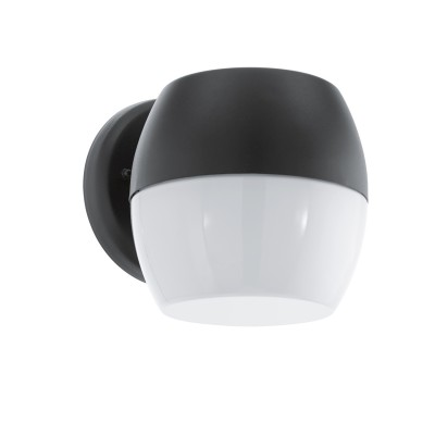 Eglo ONCALA 95981 Уличный светодиодный светильник настенныйУличные настенные светильники<br>Обеспечение качественного уличного освещения – важная задача для владельцев коттеджей. Компания «Светодом» предлагает современные светильники, которые порадуют Вас отличным исполнением. В нашем каталоге представлена продукция известных производителей, пользующихся популярностью благодаря высокому качеству выпускаемых товаров.   Уличный светильник Eglo 95981 не просто обеспечит качественное освещение, но и станет украшением Вашего участка. Модель выполнена из современных материалов и имеет влагозащитный корпус, благодаря которому ей не страшны осадки.   Купить уличный светильник Eglo 95981, представленный в нашем каталоге, можно с помощью онлайн-формы для заказа. Чтобы задать имеющиеся вопросы, звоните нам по указанным телефонам.<br><br>Тип лампы: LED - светодиодная