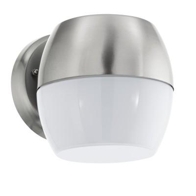 Eglo ONCALA 95982 Уличный светодиодный светильник настенныйНастенные<br>Обеспечение качественного уличного освещения – важная задача для владельцев коттеджей. Компания «Светодом» предлагает современные светильники, которые порадуют Вас отличным исполнением. В нашем каталоге представлена продукция известных производителей, пользующихся популярностью благодаря высокому качеству выпускаемых товаров.   Уличный светильник Eglo 95982 не просто обеспечит качественное освещение, но и станет украшением Вашего участка. Модель выполнена из современных материалов и имеет влагозащитный корпус, благодаря которому ей не страшны осадки.   Купить уличный светильник Eglo 95982, представленный в нашем каталоге, можно с помощью онлайн-формы для заказа. Чтобы задать имеющиеся вопросы, звоните нам по указанным телефонам.<br><br>Тип лампы: LED - светодиодная