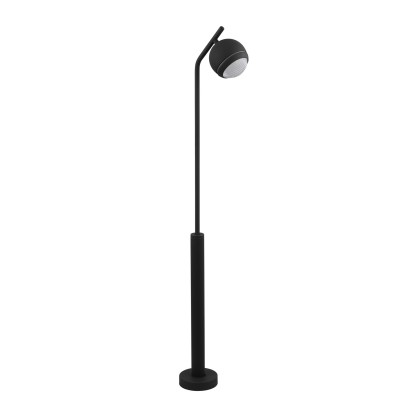 Eglo COMIO 95986 Уличный светодиодный фонарьОдиночные фонари<br>Обеспечение качественного уличного освещения – важная задача для владельцев коттеджей. Компания «Светодом» предлагает современные светильники, которые порадуют Вас отличным исполнением. В нашем каталоге представлена продукция известных производителей, пользующихся популярностью благодаря высокому качеству выпускаемых товаров.   Уличный светильник Eglo 95986 не просто обеспечит качественное освещение, но и станет украшением Вашего участка. Модель выполнена из современных материалов и имеет влагозащитный корпус, благодаря которому ей не страшны осадки.   Купить уличный светильник Eglo 95986, представленный в нашем каталоге, можно с помощью онлайн-формы для заказа. Чтобы задать имеющиеся вопросы, звоните нам по указанным телефонам. Мы доставим Ваш заказ не только в Москву и Екатеринбург, но и другие города.<br><br>Тип товара: Уличный светодиодный фонарь<br>Тип лампы: LED - светодиодная