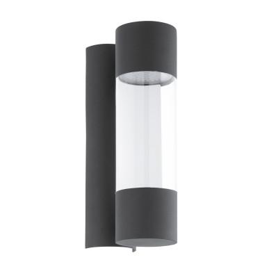 Eglo ROBLEDO 96014 Уличный светодиодный светильник настенныйНастенные<br>Обеспечение качественного уличного освещения – важная задача для владельцев коттеджей. Компания «Светодом» предлагает современные светильники, которые порадуют Вас отличным исполнением. В нашем каталоге представлена продукция известных производителей, пользующихся популярностью благодаря высокому качеству выпускаемых товаров.   Уличный светильник Eglo 96014 не просто обеспечит качественное освещение, но и станет украшением Вашего участка. Модель выполнена из современных материалов и имеет влагозащитный корпус, благодаря которому ей не страшны осадки.   Купить уличный светильник Eglo 96014, представленный в нашем каталоге, можно с помощью онлайн-формы для заказа. Чтобы задать имеющиеся вопросы, звоните нам по указанным телефонам. Мы доставим Ваш заказ не только в Москву и Екатеринбург, но и другие города.<br><br>Тип лампы: LED - светодиодная