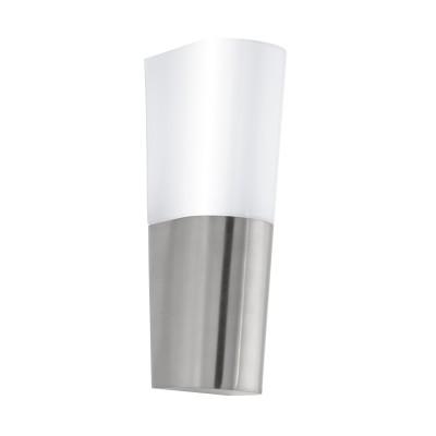 Eglo COVALE 96015 Уличный светодиодный светильник настенныйНастенные<br>Обеспечение качественного уличного освещения – важная задача для владельцев коттеджей. Компания «Светодом» предлагает современные светильники, которые порадуют Вас отличным исполнением. В нашем каталоге представлена продукция известных производителей, пользующихся популярностью благодаря высокому качеству выпускаемых товаров.   Уличный светильник Eglo 96015 не просто обеспечит качественное освещение, но и станет украшением Вашего участка. Модель выполнена из современных материалов и имеет влагозащитный корпус, благодаря которому ей не страшны осадки.   Купить уличный светильник Eglo 96015, представленный в нашем каталоге, можно с помощью онлайн-формы для заказа. Чтобы задать имеющиеся вопросы, звоните нам по указанным телефонам.<br><br>Тип лампы: LED - светодиодная