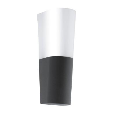 Eglo COVALE 96016 Уличный светодиодный светильник настенныйНастенные<br>Обеспечение качественного уличного освещения – важная задача для владельцев коттеджей. Компания «Светодом» предлагает современные светильники, которые порадуют Вас отличным исполнением. В нашем каталоге представлена продукция известных производителей, пользующихся популярностью благодаря высокому качеству выпускаемых товаров.   Уличный светильник Eglo 96016 не просто обеспечит качественное освещение, но и станет украшением Вашего участка. Модель выполнена из современных материалов и имеет влагозащитный корпус, благодаря которому ей не страшны осадки.   Купить уличный светильник Eglo 96016, представленный в нашем каталоге, можно с помощью онлайн-формы для заказа. Чтобы задать имеющиеся вопросы, звоните нам по указанным телефонам.<br><br>Тип лампы: LED - светодиодная