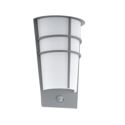 Eglo BREGANZO 1 96017 Уличный светодиодный светильник настенныйНастенные<br>Обеспечение качественного уличного освещения – важная задача для владельцев коттеджей. Компания «Светодом» предлагает современные светильники, которые порадуют Вас отличным исполнением. В нашем каталоге представлена продукция известных производителей, пользующихся популярностью благодаря высокому качеству выпускаемых товаров.   Уличный светильник Eglo 96017 не просто обеспечит качественное освещение, но и станет украшением Вашего участка. Модель выполнена из современных материалов и имеет влагозащитный корпус, благодаря которому ей не страшны осадки.   Купить уличный светильник Eglo 96017, представленный в нашем каталоге, можно с помощью онлайн-формы для заказа. Чтобы задать имеющиеся вопросы, звоните нам по указанным телефонам.<br><br>Тип лампы: LED - светодиодная