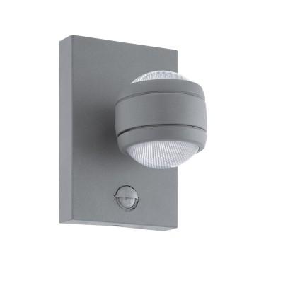 Eglo SESIMBA 1 96019 Уличный светодиодный светильник настенныйНастенные<br>Обеспечение качественного уличного освещения – важная задача для владельцев коттеджей. Компания «Светодом» предлагает современные светильники, которые порадуют Вас отличным исполнением. В нашем каталоге представлена продукция известных производителей, пользующихся популярностью благодаря высокому качеству выпускаемых товаров.   Уличный светильник Eglo 96019 не просто обеспечит качественное освещение, но и станет украшением Вашего участка. Модель выполнена из современных материалов и имеет влагозащитный корпус, благодаря которому ей не страшны осадки.   Купить уличный светильник Eglo 96019, представленный в нашем каталоге, можно с помощью онлайн-формы для заказа. Чтобы задать имеющиеся вопросы, звоните нам по указанным телефонам.<br><br>Тип лампы: LED - светодиодная