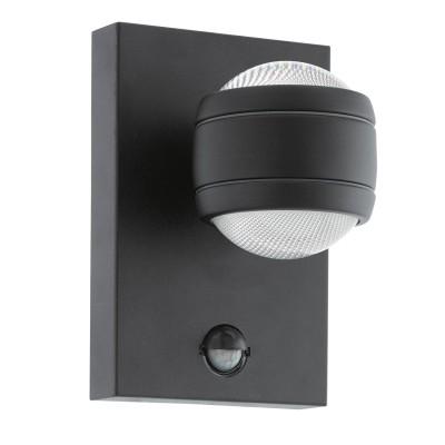 Eglo SESIMBA 1 96021 Уличный светодиодный светильник настенныйНастенные<br>Обеспечение качественного уличного освещения – важная задача для владельцев коттеджей. Компания «Светодом» предлагает современные светильники, которые порадуют Вас отличным исполнением. В нашем каталоге представлена продукция известных производителей, пользующихся популярностью благодаря высокому качеству выпускаемых товаров.   Уличный светильник Eglo 96021 не просто обеспечит качественное освещение, но и станет украшением Вашего участка. Модель выполнена из современных материалов и имеет влагозащитный корпус, благодаря которому ей не страшны осадки.   Купить уличный светильник Eglo 96021, представленный в нашем каталоге, можно с помощью онлайн-формы для заказа. Чтобы задать имеющиеся вопросы, звоните нам по указанным телефонам. Мы доставим Ваш заказ не только в Москву и Екатеринбург, но и другие города.<br><br>Тип лампы: LED - светодиодная