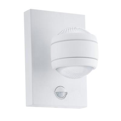 Eglo SESIMBA 1 96022 Уличный светодиодный светильник настенныйНастенные<br>Обеспечение качественного уличного освещения – важная задача для владельцев коттеджей. Компания «Светодом» предлагает современные светильники, которые порадуют Вас отличным исполнением. В нашем каталоге представлена продукция известных производителей, пользующихся популярностью благодаря высокому качеству выпускаемых товаров.   Уличный светильник Eglo 96022 не просто обеспечит качественное освещение, но и станет украшением Вашего участка. Модель выполнена из современных материалов и имеет влагозащитный корпус, благодаря которому ей не страшны осадки.   Купить уличный светильник Eglo 96022, представленный в нашем каталоге, можно с помощью онлайн-формы для заказа. Чтобы задать имеющиеся вопросы, звоните нам по указанным телефонам.<br><br>Тип лампы: LED - светодиодная