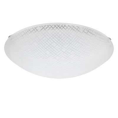 Eglo MARGITTA 1 96115 Настенно-потолочный светильникКруглые<br>Светодиодный настенно-потолочный светильник MARGITTA 1, 11W(LED), ?315, сталь, белый/стекло, белый применяется преимущественно в домашнем освещении с использованием стандартных выключателей и переключателей для сетей 220V.<br><br>S освещ. до, м2: 4<br>Цветовая t, К: 3000<br>Тип лампы: LED - светодиодная<br>Тип цоколя: LED<br>Цвет арматуры: белый<br>Количество ламп: 1<br>Диаметр, мм мм: 315<br>MAX мощность ламп, Вт: 11