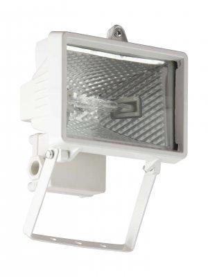 Лампа настенная Brilliant G96161/05 TankoГалогенные<br>Зачастую мы ищем идеальное освещение для своего дома и уделяем этому достаточно много времени. Так, например, если нам нужен светильник с количеством ламп - 1 и цвет плафонов должен быть - белый, а материал плафонов только стекло! То нам, как вариант, подойдет модель - лампа настенная Brilliant G96161/05.<br><br>S освещ. до, м2: до 10<br>Тип товара: Светильник уличный<br>Тип лампы: галогенная / LED-светодиодная<br>Тип цоколя: R7s<br>Количество ламп: 1<br>MAX мощность ламп, Вт: 150<br>Высота, мм: 120<br>Цвет арматуры: белый