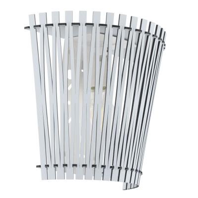 Eglo SENDERO 96188 Настенно-потолочный светильникбра в восточном стиле<br>Бра SENDERO, 1х60W(E27), L240, H220, сталь, белый/дерево, белый  применяется преимущественно в домашнем освещении с использованием стандартных выключателей и переключателей для сетей 220V.<br><br>Тип цоколя: E27<br>Цвет арматуры: белый<br>Количество ламп: 1<br>Глубина, мм: 120<br>Длина, мм: 240<br>Высота, мм: 220<br>MAX мощность ламп, Вт: 60