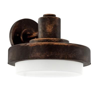 Eglo TOLLERA 96235 Уличный светильник настенныйНастенные<br>Обеспечение качественного уличного освещения – важная задача для владельцев коттеджей. Компания «Светодом» предлагает современные светильники, которые порадуют Вас отличным исполнением. В нашем каталоге представлена продукция известных производителей, пользующихся популярностью благодаря высокому качеству выпускаемых товаров.   Уличный светильник Eglo 96235 не просто обеспечит качественное освещение, но и станет украшением Вашего участка. Модель выполнена из современных материалов и имеет влагозащитный корпус, благодаря которому ей не страшны осадки.   Купить уличный светильник Eglo 96235, представленный в нашем каталоге, можно с помощью онлайн-формы для заказа. Чтобы задать имеющиеся вопросы, звоните нам по указанным телефонам.<br>