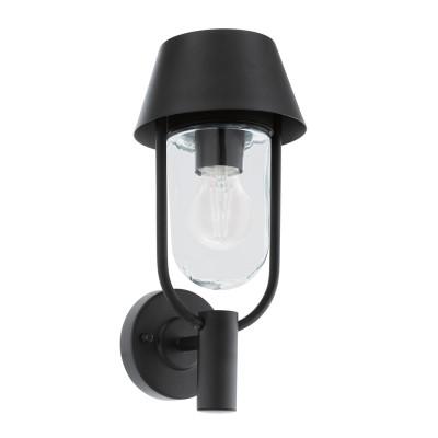 Eglo FACUNDA 96236 Уличный светильник настенныйНастенные<br>Обеспечение качественного уличного освещения – важная задача для владельцев коттеджей. Компания «Светодом» предлагает современные светильники, которые порадуют Вас отличным исполнением. В нашем каталоге представлена продукция известных производителей, пользующихся популярностью благодаря высокому качеству выпускаемых товаров.   Уличный светильник Eglo 96236 не просто обеспечит качественное освещение, но и станет украшением Вашего участка. Модель выполнена из современных материалов и имеет влагозащитный корпус, благодаря которому ей не страшны осадки.   Купить уличный светильник Eglo 96236, представленный в нашем каталоге, можно с помощью онлайн-формы для заказа. Чтобы задать имеющиеся вопросы, звоните нам по указанным телефонам.<br>