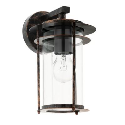 Eglo VALDEO 96241 Уличный светильник настенныйНастенные<br>Обеспечение качественного уличного освещения – важная задача для владельцев коттеджей. Компания «Светодом» предлагает современные светильники, которые порадуют Вас отличным исполнением. В нашем каталоге представлена продукция известных производителей, пользующихся популярностью благодаря высокому качеству выпускаемых товаров.   Уличный светильник Eglo 96241 не просто обеспечит качественное освещение, но и станет украшением Вашего участка. Модель выполнена из современных материалов и имеет влагозащитный корпус, благодаря которому ей не страшны осадки.   Купить уличный светильник Eglo 96241, представленный в нашем каталоге, можно с помощью онлайн-формы для заказа. Чтобы задать имеющиеся вопросы, звоните нам по указанным телефонам.<br>