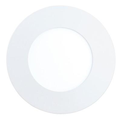 Eglo FUEVA 1 96249 Встраиваемый светильникВ ванную<br>Светодиодная ультратонкая встраиваемая панель FUEVA 1, 2,7W (LED) 4000K, ?85, IP44, белый применяется преимущественно в домашнем освещении с использованием стандартных выключателей и переключателей для сетей 220V.<br><br>S освещ. до, м2: 1<br>Цветовая t, К: 4000<br>Тип лампы: LED - светодиодная<br>Тип цоколя: LED<br>Цвет арматуры: белый<br>Количество ламп: 1<br>Диаметр, мм мм: 85<br>MAX мощность ламп, Вт: 3