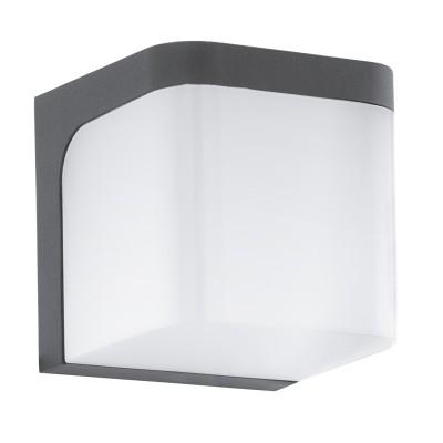 Eglo JORBA 96256 Уличный светодиодный светильник настенныйУличные настенные светильники<br>Обеспечение качественного уличного освещения – важная задача для владельцев коттеджей. Компания «Светодом» предлагает современные светильники, которые порадуют Вас отличным исполнением. В нашем каталоге представлена продукция известных производителей, пользующихся популярностью благодаря высокому качеству выпускаемых товаров.   Уличный светильник Eglo 96256 не просто обеспечит качественное освещение, но и станет украшением Вашего участка. Модель выполнена из современных материалов и имеет влагозащитный корпус, благодаря которому ей не страшны осадки.   Купить уличный светильник Eglo 96256, представленный в нашем каталоге, можно с помощью онлайн-формы для заказа. Чтобы задать имеющиеся вопросы, звоните нам по указанным телефонам.<br><br>Тип лампы: LED - светодиодная