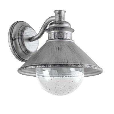 Eglo ALBACETE 96263 Уличный светильник настенныйНастенные<br>Обеспечение качественного уличного освещения – важная задача для владельцев коттеджей. Компания «Светодом» предлагает современные светильники, которые порадуют Вас отличным исполнением. В нашем каталоге представлена продукция известных производителей, пользующихся популярностью благодаря высокому качеству выпускаемых товаров.   Уличный светильник Eglo 96263 не просто обеспечит качественное освещение, но и станет украшением Вашего участка. Модель выполнена из современных материалов и имеет влагозащитный корпус, благодаря которому ей не страшны осадки.   Купить уличный светильник Eglo 96263, представленный в нашем каталоге, можно с помощью онлайн-формы для заказа. Чтобы задать имеющиеся вопросы, звоните нам по указанным телефонам.<br>