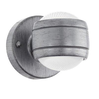 Eglo SESIMBA 96267 Уличный светодиодный светильник настенныйНастенные<br>Обеспечение качественного уличного освещения – важная задача для владельцев коттеджей. Компания «Светодом» предлагает современные светильники, которые порадуют Вас отличным исполнением. В нашем каталоге представлена продукция известных производителей, пользующихся популярностью благодаря высокому качеству выпускаемых товаров.   Уличный светильник Eglo 96267 не просто обеспечит качественное освещение, но и станет украшением Вашего участка. Модель выполнена из современных материалов и имеет влагозащитный корпус, благодаря которому ей не страшны осадки.   Купить уличный светильник Eglo 96267, представленный в нашем каталоге, можно с помощью онлайн-формы для заказа. Чтобы задать имеющиеся вопросы, звоните нам по указанным телефонам.<br><br>Тип лампы: LED - светодиодная
