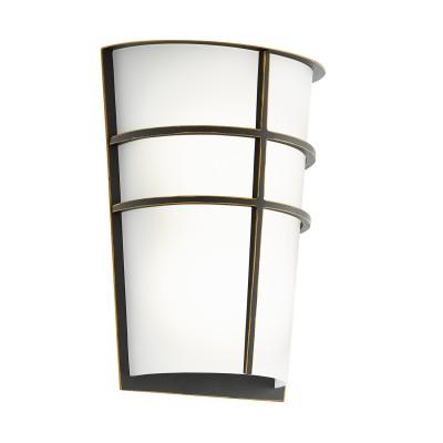 Eglo BREGANZO 96269 Уличный светодиодный светильник настенныйНастенные<br>Обеспечение качественного уличного освещения – важная задача для владельцев коттеджей. Компания «Светодом» предлагает современные светильники, которые порадуют Вас отличным исполнением. В нашем каталоге представлена продукция известных производителей, пользующихся популярностью благодаря высокому качеству выпускаемых товаров.   Уличный светильник Eglo 96269 не просто обеспечит качественное освещение, но и станет украшением Вашего участка. Модель выполнена из современных материалов и имеет влагозащитный корпус, благодаря которому ей не страшны осадки.   Купить уличный светильник Eglo 96269, представленный в нашем каталоге, можно с помощью онлайн-формы для заказа. Чтобы задать имеющиеся вопросы, звоните нам по указанным телефонам. Мы доставим Ваш заказ не только в Москву и Екатеринбург, но и другие города.<br><br>Тип лампы: LED - светодиодная