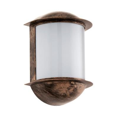 Eglo ISOBA 96273 Уличный светодиодный светильник настенныйНастенные<br>Обеспечение качественного уличного освещения – важная задача для владельцев коттеджей. Компания «Светодом» предлагает современные светильники, которые порадуют Вас отличным исполнением. В нашем каталоге представлена продукция известных производителей, пользующихся популярностью благодаря высокому качеству выпускаемых товаров.   Уличный светильник Eglo 96273 не просто обеспечит качественное освещение, но и станет украшением Вашего участка. Модель выполнена из современных материалов и имеет влагозащитный корпус, благодаря которому ей не страшны осадки.   Купить уличный светильник Eglo 96273, представленный в нашем каталоге, можно с помощью онлайн-формы для заказа. Чтобы задать имеющиеся вопросы, звоните нам по указанным телефонам.<br><br>Тип лампы: LED - светодиодная