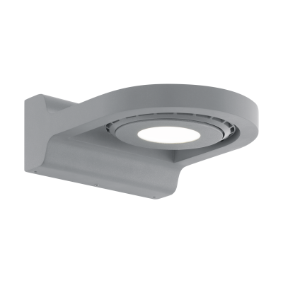 96281 Eglo уличный светодиодный настенный светильник ROALESуличные настенные светильники<br>Компания «Светодом» предлагает широкий ассортимент люстр от известных производителей. Представленные в нашем каталоге товары выполнены из современных материалов и обладают отличным качеством. Благодаря широкому ассортименту Вы сможете найти у нас люстру под любой интерьер. Мы предлагаем как классические варианты, так и современные модели, отличающиеся лаконичностью и простотой форм.