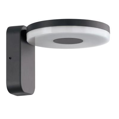 Eglo ALBEROLA 96289 Уличный светодиодный настенный светильникНастенные<br>Обеспечение качественного уличного освещения – важная задача для владельцев коттеджей. Компания «Светодом» предлагает современные светильники, которые порадуют Вас отличным исполнением. В нашем каталоге представлена продукция известных производителей, пользующихся популярностью благодаря высокому качеству выпускаемых товаров.   Уличный светильник Eglo 96289 не просто обеспечит качественное освещение, но и станет украшением Вашего участка. Модель выполнена из современных материалов и имеет влагозащитный корпус, благодаря которому ей не страшны осадки.   Купить уличный светильник Eglo 96289, представленный в нашем каталоге, можно с помощью онлайн-формы для заказа. Чтобы задать имеющиеся вопросы, звоните нам по указанным телефонам.<br><br>Цветовая t, К: 3000<br>Тип цоколя: LED - светодиодная<br>Цвет арматуры: антрацит<br>Глубина, мм: 130<br>Длина, мм: 155<br>Высота, мм: 185<br>MAX мощность ламп, Вт: 11W