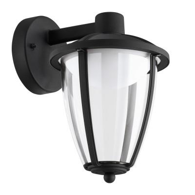 Eglo COMUNERO 96295 Уличный светодиодный светильник настенныйНастенные<br>Обеспечение качественного уличного освещения – важная задача для владельцев коттеджей. Компания «Светодом» предлагает современные светильники, которые порадуют Вас отличным исполнением. В нашем каталоге представлена продукция известных производителей, пользующихся популярностью благодаря высокому качеству выпускаемых товаров.   Уличный светильник Eglo 96295 не просто обеспечит качественное освещение, но и станет украшением Вашего участка. Модель выполнена из современных материалов и имеет влагозащитный корпус, благодаря которому ей не страшны осадки.   Купить уличный светильник Eglo 96295, представленный в нашем каталоге, можно с помощью онлайн-формы для заказа. Чтобы задать имеющиеся вопросы, звоните нам по указанным телефонам. Мы доставим Ваш заказ не только в Москву и Екатеринбург, но и другие города.<br><br>Тип лампы: LED - светодиодная