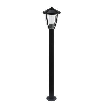 Eglo COMUNERO 96297 Уличный светодиодный фонарьОдиночные столбы<br>Обеспечение качественного уличного освещения – важная задача для владельцев коттеджей. Компания «Светодом» предлагает современные светильники, которые порадуют Вас отличным исполнением. В нашем каталоге представлена продукция известных производителей, пользующихся популярностью благодаря высокому качеству выпускаемых товаров.   Уличный светильник Eglo 96297 не просто обеспечит качественное освещение, но и станет украшением Вашего участка. Модель выполнена из современных материалов и имеет влагозащитный корпус, благодаря которому ей не страшны осадки.   Купить уличный светильник Eglo 96297, представленный в нашем каталоге, можно с помощью онлайн-формы для заказа. Чтобы задать имеющиеся вопросы, звоните нам по указанным телефонам.<br><br>Тип лампы: LED - светодиодная