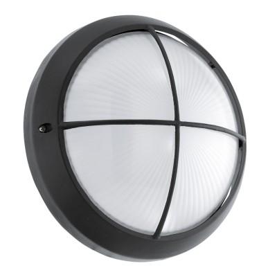 Eglo SIONES 1 96342 Уличный светодиодный светильник настенно-потолочныйУличные настенные светильники<br>Обеспечение качественного уличного освещения – важная задача для владельцев коттеджей. Компания «Светодом» предлагает современные светильники, которые порадуют Вас отличным исполнением. В нашем каталоге представлена продукция известных производителей, пользующихся популярностью благодаря высокому качеству выпускаемых товаров.   Уличный светильник Eglo 96342 не просто обеспечит качественное освещение, но и станет украшением Вашего участка. Модель выполнена из современных материалов и имеет влагозащитный корпус, благодаря которому ей не страшны осадки.   Купить уличный светильник Eglo 96342, представленный в нашем каталоге, можно с помощью онлайн-формы для заказа. Чтобы задать имеющиеся вопросы, звоните нам по указанным телефонам.<br><br>Тип лампы: LED - светодиодная
