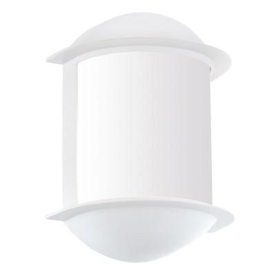 Eglo ISOBA 96353 Уличный светодиодный светильник настенныйНастенные<br>Обеспечение качественного уличного освещения – важная задача для владельцев коттеджей. Компания «Светодом» предлагает современные светильники, которые порадуют Вас отличным исполнением. В нашем каталоге представлена продукция известных производителей, пользующихся популярностью благодаря высокому качеству выпускаемых товаров.   Уличный светильник Eglo 96353 не просто обеспечит качественное освещение, но и станет украшением Вашего участка. Модель выполнена из современных материалов и имеет влагозащитный корпус, благодаря которому ей не страшны осадки.   Купить уличный светильник Eglo 96353, представленный в нашем каталоге, можно с помощью онлайн-формы для заказа. Чтобы задать имеющиеся вопросы, звоните нам по указанным телефонам.<br><br>Тип лампы: LED - светодиодная