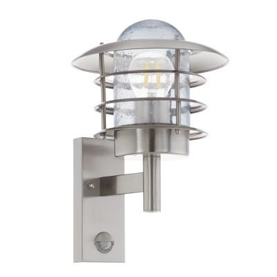 Eglo MOUNA 96402 Уличный светильник напольныйНастенные<br>Обеспечение качественного уличного освещения – важная задача для владельцев коттеджей. Компания «Светодом» предлагает современные светильники, которые порадуют Вас отличным исполнением. В нашем каталоге представлена продукция известных производителей, пользующихся популярностью благодаря высокому качеству выпускаемых товаров.   Уличный светильник Eglo 96402 не просто обеспечит качественное освещение, но и станет украшением Вашего участка. Модель выполнена из современных материалов и имеет влагозащитный корпус, благодаря которому ей не страшны осадки.   Купить уличный светильник Eglo 96402, представленный в нашем каталоге, можно с помощью онлайн-формы для заказа. Чтобы задать имеющиеся вопросы, звоните нам по указанным телефонам. Мы доставим Ваш заказ не только в Москву и Екатеринбург, но и другие города.<br>