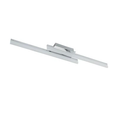 Светильник настенно-потолочный Eglo 96409 LAPELAдекоративные светильники<br>Светильник настенно-потолочный Eglo 96409 LAPELA сделает Ваш интерьер современным, стильным и запоминающимся! Наиболее функционально и эстетически привлекательно модель будет смотреться в гостиной, зале, холле или другой комнате. А в комплекте с люстрой и торшером из этой же коллекции, сделает помещение по-дизайнерски профессиональным и законченным.