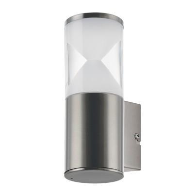 Eglo HELVELLA 96418 Уличный светодиодный настенный светильникНастенные<br>Обеспечение качественного уличного освещения – важная задача для владельцев коттеджей. Компания «Светодом» предлагает современные светильники, которые порадуют Вас отличным исполнением. В нашем каталоге представлена продукция известных производителей, пользующихся популярностью благодаря высокому качеству выпускаемых товаров.   Уличный светильник Eglo 96418 не просто обеспечит качественное освещение, но и станет украшением Вашего участка. Модель выполнена из современных материалов и имеет влагозащитный корпус, благодаря которому ей не страшны осадки.   Купить уличный светильник Eglo 96418, представленный в нашем каталоге, можно с помощью онлайн-формы для заказа. Чтобы задать имеющиеся вопросы, звоните нам по указанным телефонам.<br><br>Цветовая t, К: 3000<br>Тип цоколя: LED - светодиодная<br>MAX мощность ламп, Вт: 1X3,7W<br>Глубина, мм: 105<br>Длина, мм: 75<br>Высота, мм: 210<br>Цвет арматуры: сталь