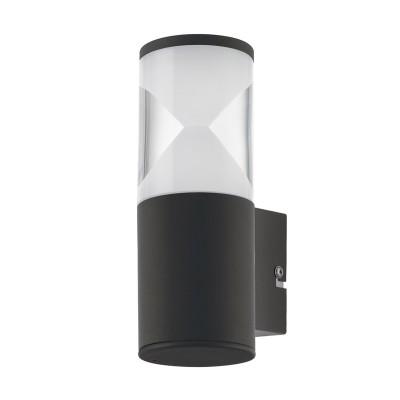 Eglo HELVELLA 96422 Уличный светодиодный настенный светильникНастенные<br>Обеспечение качественного уличного освещения – важная задача для владельцев коттеджей. Компания «Светодом» предлагает современные светильники, которые порадуют Вас отличным исполнением. В нашем каталоге представлена продукция известных производителей, пользующихся популярностью благодаря высокому качеству выпускаемых товаров.   Уличный светильник Eglo 96422 не просто обеспечит качественное освещение, но и станет украшением Вашего участка. Модель выполнена из современных материалов и имеет влагозащитный корпус, благодаря которому ей не страшны осадки.   Купить уличный светильник Eglo 96422, представленный в нашем каталоге, можно с помощью онлайн-формы для заказа. Чтобы задать имеющиеся вопросы, звоните нам по указанным телефонам.<br><br>Цветовая t, К: 3000<br>Тип цоколя: LED - светодиодная<br>Цвет арматуры: антрацит<br>Глубина, мм: 105<br>Длина, мм: 75<br>Высота, мм: 210<br>MAX мощность ламп, Вт: 1X3,7W