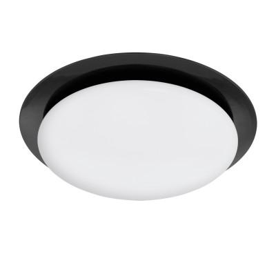 96581 Eglo - Светодиодный настенно-потолочный светильник OBIEDAкруглые светильники<br><br><br>Цветовая t, К: 3000<br>Тип лампы: LED - светодиодная<br>Тип цоколя: LED, встроенные светодиоды<br>Цвет арматуры: белый<br>Количество ламп: 1<br>Диаметр, мм мм: 360<br>Высота, мм: 75<br>Поверхность арматуры: матовая<br>Оттенок (цвет): белый<br>Общая мощность, Вт: 11