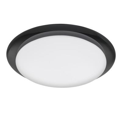96582 Eglo - Светодиодный настенно-потолочный светильник OBIEDAКруглые<br><br><br>Цветовая t, К: 3000<br>Тип лампы: LED - светодиодная<br>Тип цоколя: LED, встроенные светодиоды<br>Цвет арматуры: белый<br>Количество ламп: 1<br>Диаметр, мм мм: 460<br>Высота, мм: 80<br>Поверхность арматуры: матовая<br>Оттенок (цвет): белый<br>Общая мощность, Вт: 24