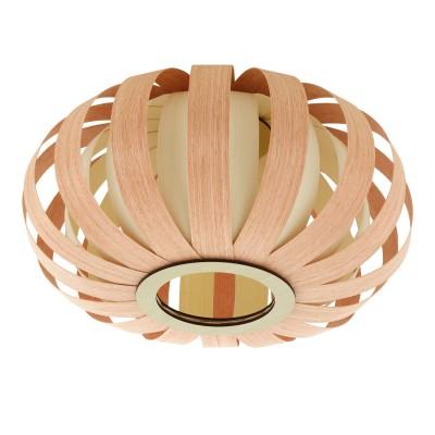 Потолочный светильник Eglo 96654 ARENELLAкруглые светильники<br><br><br>Тип лампы: Накаливания / энергосбережения / светодиодная<br>Тип цоколя: E27<br>Цвет арматуры: белый<br>Количество ламп: 1<br>Диаметр, мм мм: 380<br>Высота, мм: 220<br>Поверхность арматуры: матовая<br>Оттенок (цвет): белый<br>MAX мощность ламп, Вт: 60