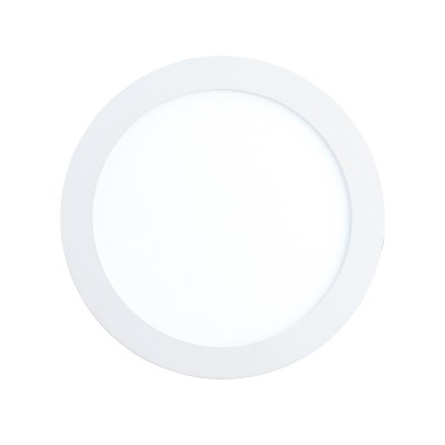96668 Eglo - Светодиодная ультратонкая встраиваемая панель FUEVA-C системы EGLO connectКруглые<br><br><br>Тип лампы: LED - светодиодная<br>MAX мощность ламп, Вт: 15.6<br>Диаметр, мм мм: 225<br>Глубина, мм: 30<br>Диаметр врезного отверстия, мм: 207